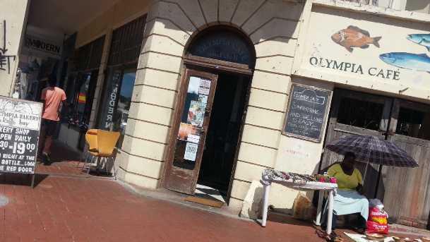 Olympia cafe