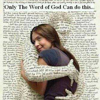 Only the Word of God can do this