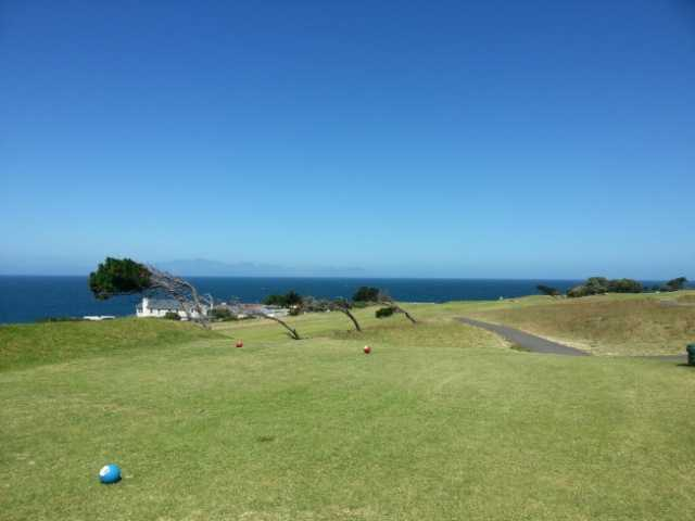 Simonstown golf course view