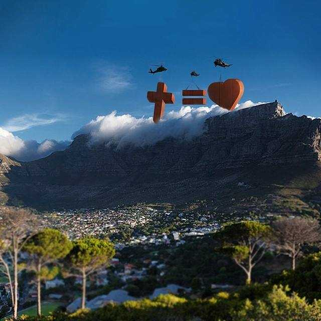 Hillsong Church Cape Town photo of Table Mountain