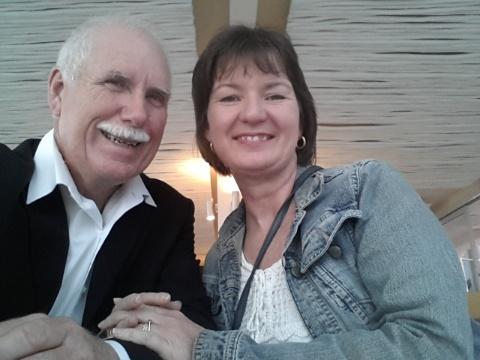 Mike and Helga 28th wedding anniversary
