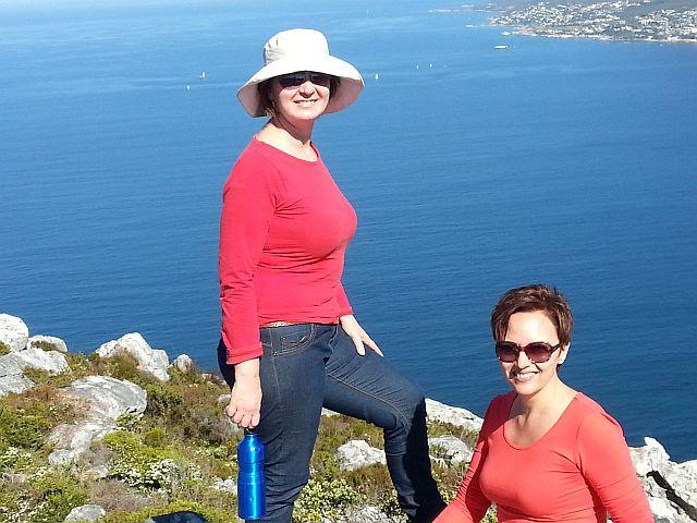 Top of Elsies Peak