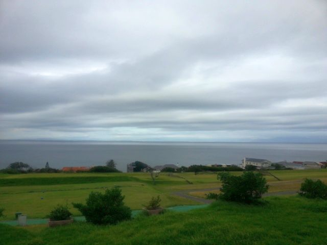 View on Simonstown golf course