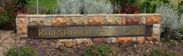 Kuilsriver golf club