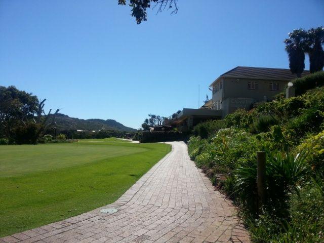 Lovely day for golf - Clovelly golf club