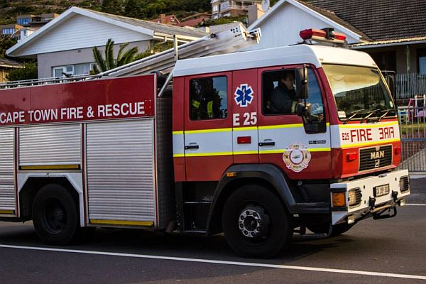 Cape Town fire and rescue