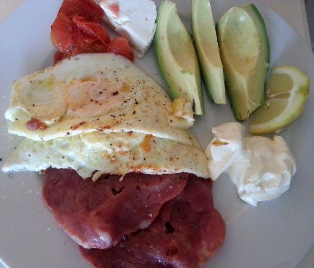 Bonanza Banting Breakfast