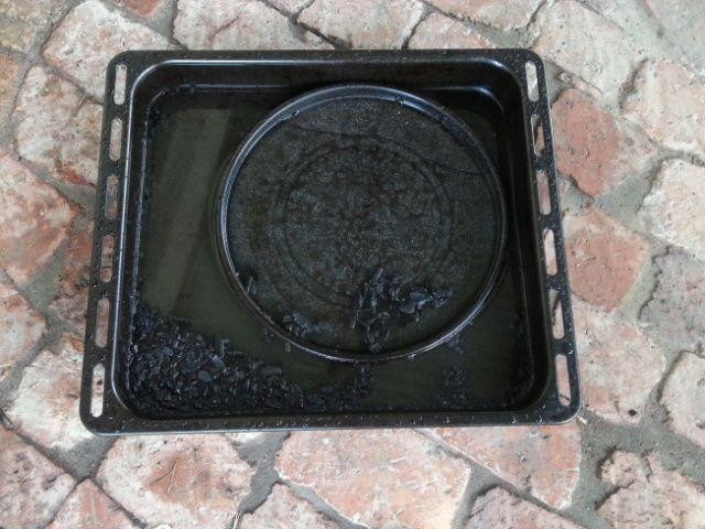 Burned pans