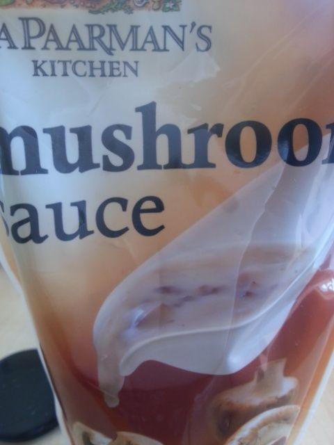Ina Paarman mushroom sauce