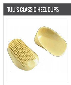 Tulis heel cups